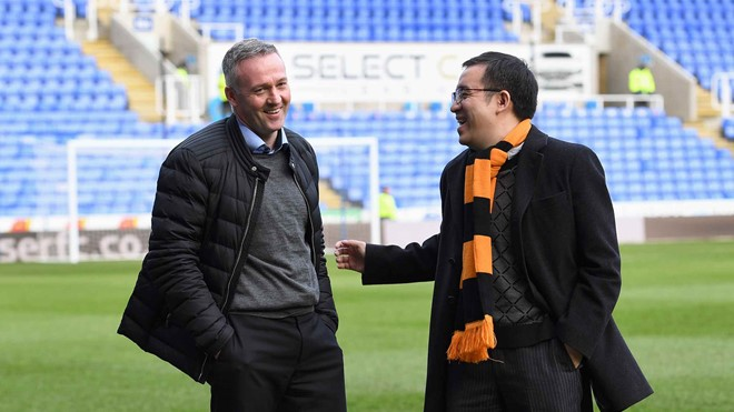 Paul Lambert and Jeff Shi