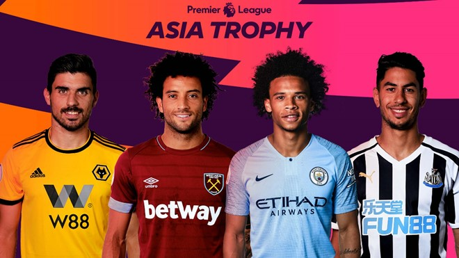 Wolves to play Premier League Asia Trophy in China 18af5fd2d