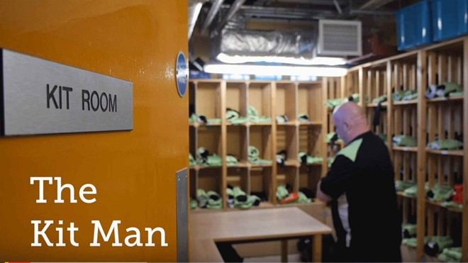 The Money Shop Interview with Kit Man Steve Morton